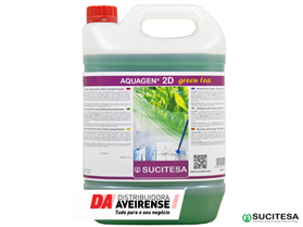 Aquagen 2D Green Tea