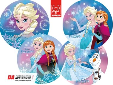 Placas Frozen