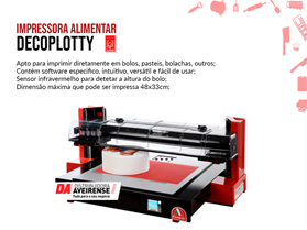 Impressora Decoplotty